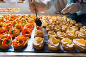 Preparación Catering - Atlántico Catering y Eventos