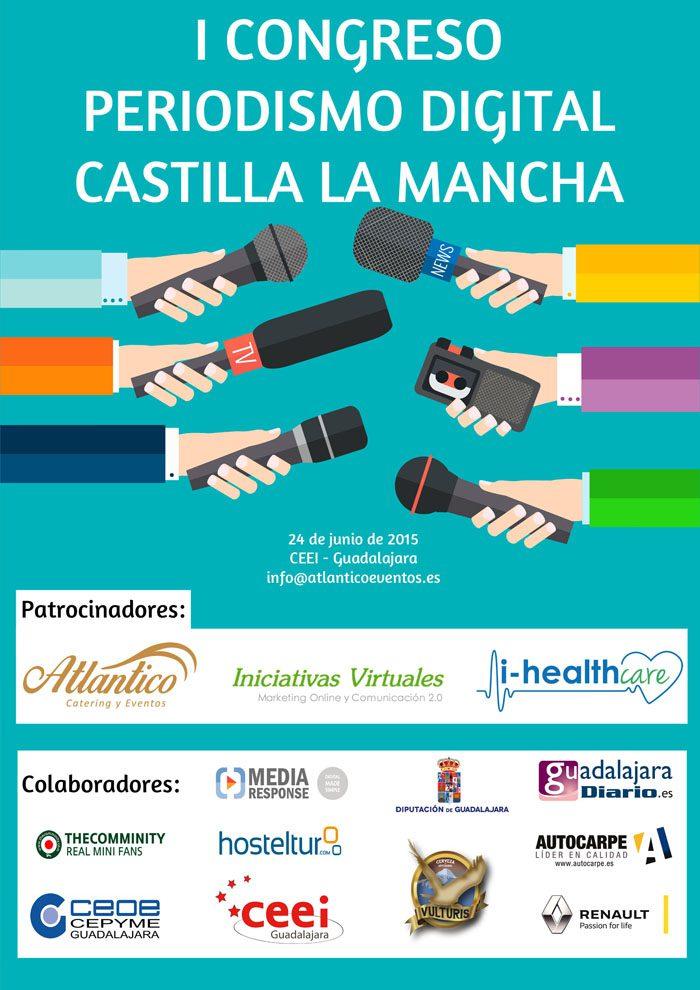 I Congreso de Periodismo Digital de Castilla La Mancha