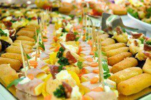 Presentación Catering - Atlántico Catering y Eventos